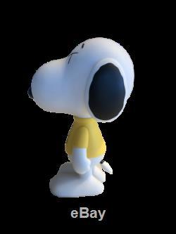 KAWS Peanuts Joe Kaws Snoopy Vinyl Figure White