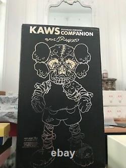 KAWS Pushead Companion (Silver), 2005