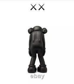 KAWS SMALL LIE LOT of 3 BROWN BLACK GREY SET MEDICOM TOY IN HAND