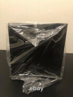 KAWS Seperated 2021 Vinyl Figure Black NIB FREE SHIP