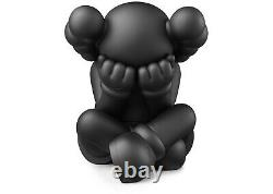 KAWS Seperated Figure Black SEALED IN HAND