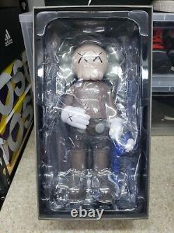 KAWS Share Companion 2020 Brown 100% Authentic Brand New Ready to Ship