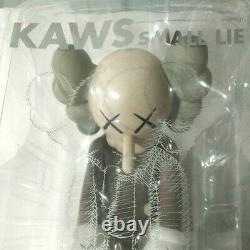 KAWS Small Lie Brown Open Edition 2020 JUNE RESTOCK IN HAND READY FOR DELIVERY