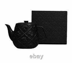KAWS Teapot Black Limited Edition