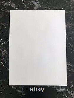 KAWS x Christy Turlington Tokion Poster Rare Art Print Supreme Uniqlo