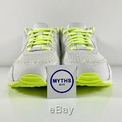 KAWS x Nike Air Max 90'White Volt' Size 11.5 346115 111 IN HAND