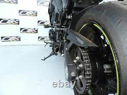 Kawasaki Z1000 2014-2021 Slip-on Exhaust Muffler CS Racing