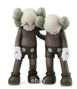 Kaws Along The Way Companion Figure Grey Limited 100% Authentic Confirmed