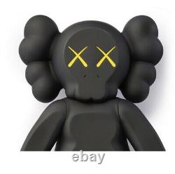 Kaws Companion 2020 Black Vinyl Figure NIB- IN HAND 100% Authentic