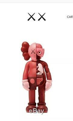 Kaws Companion Blush Flayed Open Edition Sold Out Free Shipping