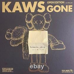 Kaws Gone Black NEW Boxed Never Displayed France
