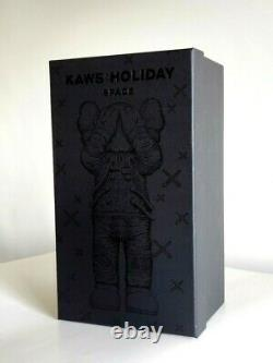 Kaws Holiday Space 11.5 Black In Hand Ready To Ship