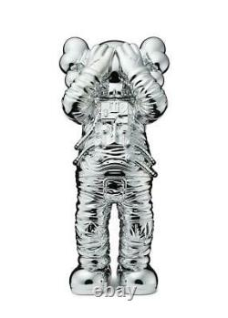 Kaws Holiday Space Silver Figure DEADSTOCK Confirmed Order Preorder