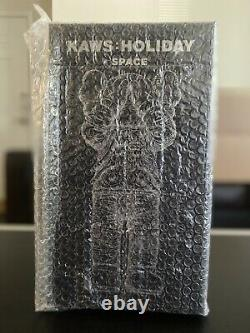Kaws Holiday Space Silver In Hand Shipping Immediately