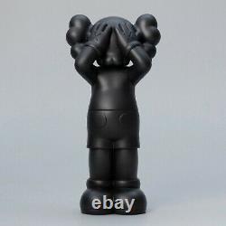 Kaws Holiday Uk Black Vinyl Figure Pre-order Confirmed