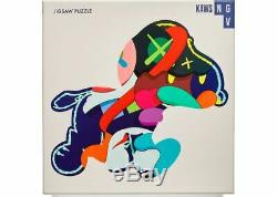 Kaws Stay Steady 1000 Pieces Jigsaw Puzzle (uk Stock In Hand) Ngv Sealed