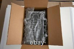Kaws What Party Black Edition Vinyl Figure In Hand BRAND NEW IN BOX