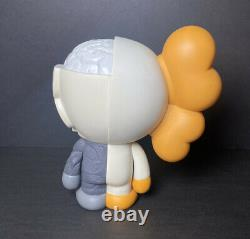 Kaws X Bape Dissected Baby Milo Grey 100% Authentic 2011 Original Fake Flayed