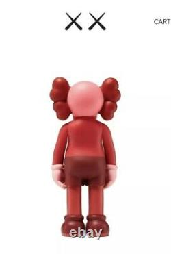 Kaws companion blush Open Edition Sold Out Free Shipping