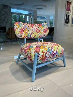 Louis Vuitton Murakami Scarf Bag Monogramouflage Chair Kaws Complexcon Supreme