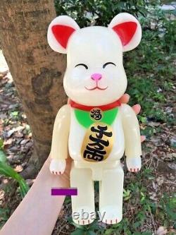 Medicom Toy 400% KAWS Companion Dissected Bearbrick Be@rbrick Vinyl Figure New
