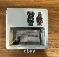 Medicom Toys Kaws Kubrick KMB001 Bus Stop Bearbrick Urban Vinyl Figures Set 1