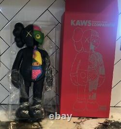 NEW KAWS Companion Figure Black Dissected (Flayed) Open Edition 100% Authentic