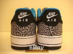 NIKE AIR FORCE 1 CEMENT ID kaws questlove supreme sp camo playstation clot 10.5