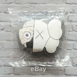 New OriginalFake KAWS Pillow Cushion Medicom Skull Dissected Companion