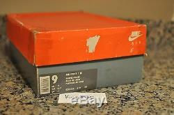 Nike Air Force 1 Purple White Original Kaws Atmos Playstation Rare Size 9 Bnib