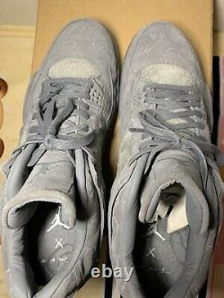 Nike Air Jordan 4 retro Kaws Sample Promo Size 17
