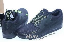 Nike Air Max 90 KAWS sz 11 DS patta jordan parra eminem hufquake warhawk off wht