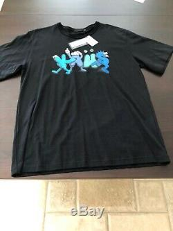 Original Fake Kaws Tee DS Size 5 Extremely Rare Bape Supreme XL Box Logo 2XL