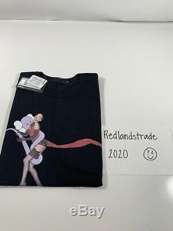 RARE NWT Original Fake Kaws Clot Fantasy Tee Shirt T-shirt Shu Qi Tee Sz 3 L