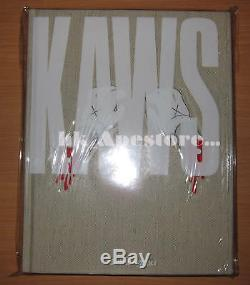Rare 2010 100% KAWS Book by Rizzoli with KAWS Signature Autograph