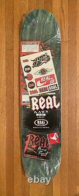 Real Skateboards Kaws Skateboard Deck Limited Edition Only 500 Made