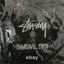 Super rare! New unopened! KAWS Ã STUSSY towel originalfake