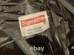 Supreme Kaws Chalk Box logo tee size M color Black IN HAND