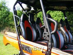 TriangleATV RISER SNORKEL KIT 2013-2019 Kawasaki Teryx 750/800 4-Seater UTV