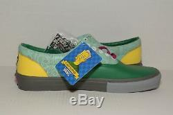 Vans X Gary Panter X Simpsons Size 11 Futura Stash Kaws